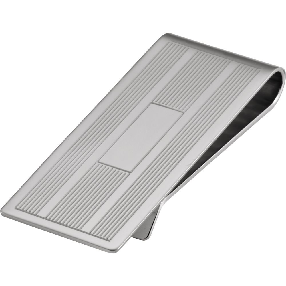Jewels By Lux 925 Sterling Silver Engravable Money Clip