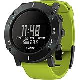 スント(SUUNTO) 腕時計 コア ライムクラッシュ 3気圧防水 方位/高度/気圧/水深 [日本正規品 メーカー保証2年] SS020693000