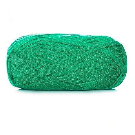 Ovillo de lana para tejer de hilo grueso y grueso: Amazon.es ...