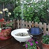 UWND Solar Pump Panel Kit,Submersible Solar Water