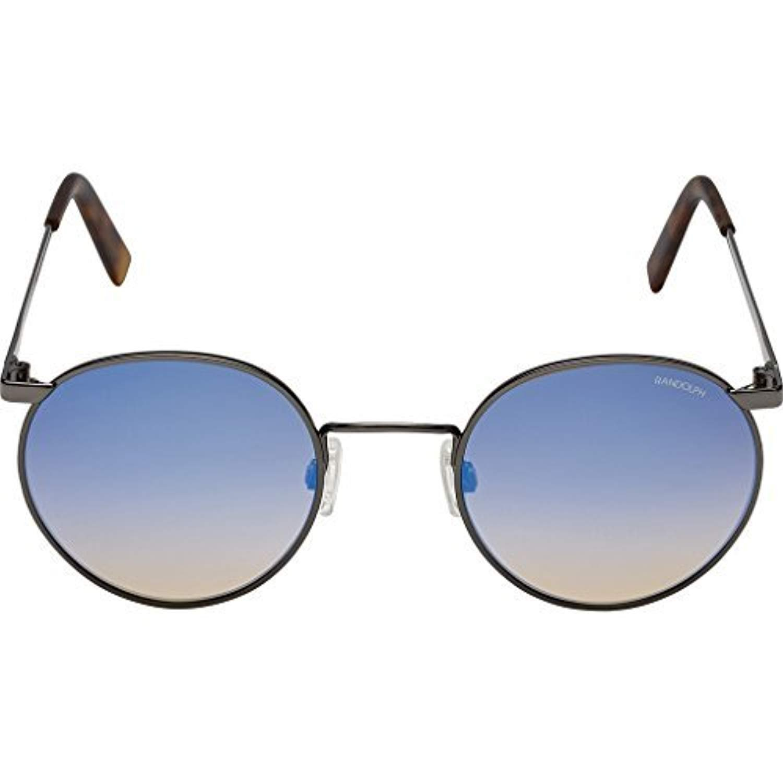 e566ce98ff7e Amazon.com: Randolph Unisex P-3 49/23mm 23k Rose Gold/Sahara Metallic Nylon  Anti-Reflective One Size: Clothing