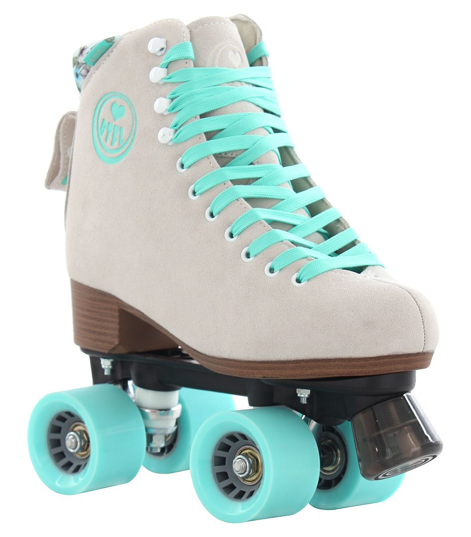 BTFL Roller Skate Classics Harper - Chassis: Alu - Women US Size: 8