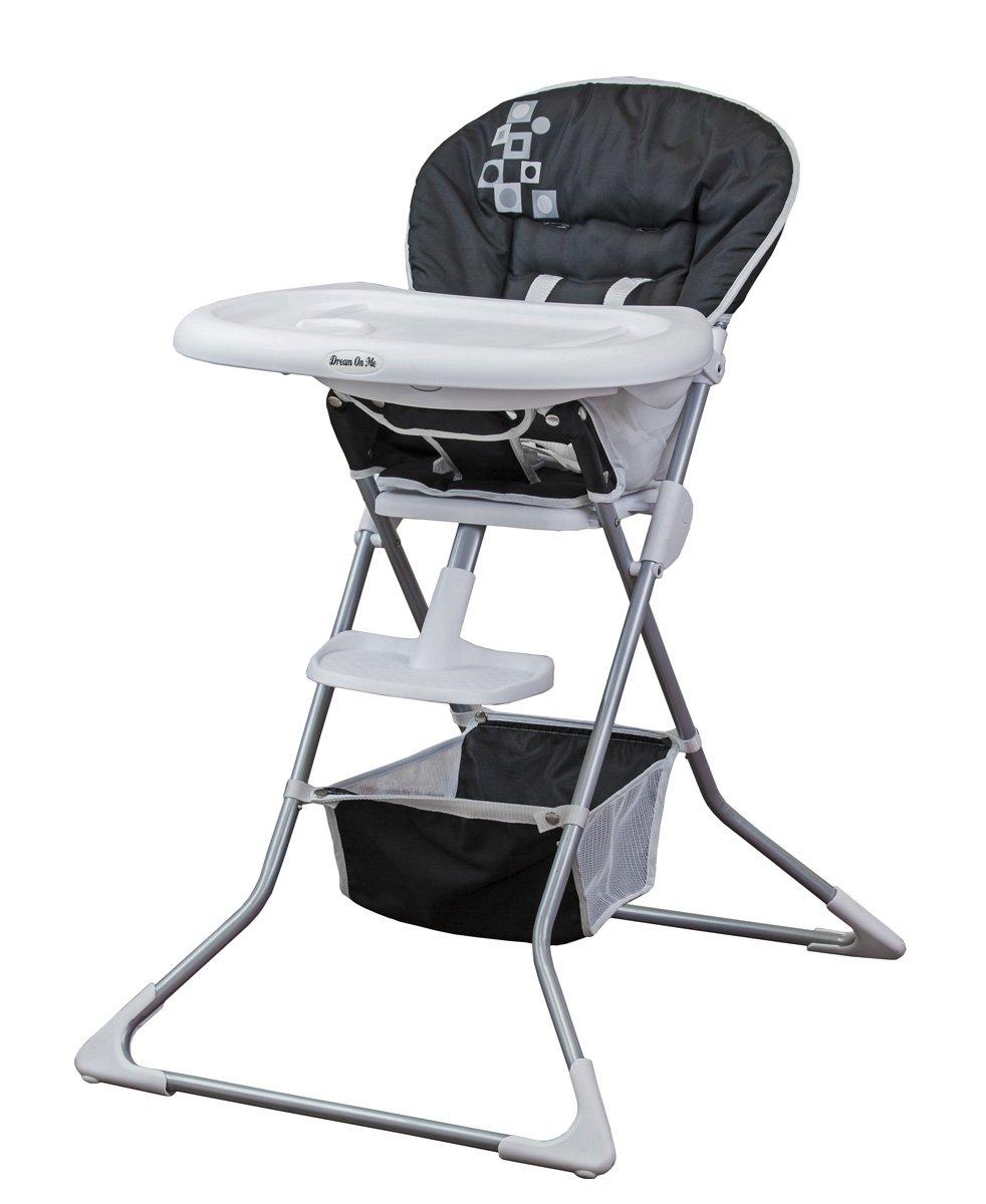 Dream On Me Acclaim High Chair, Black