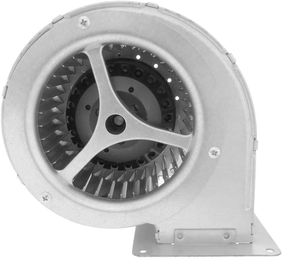 PrimeMatik - Extractor de Aire centrífugo Radial para ventilación Industrial 1390 RPM Rectangular 253x202x178 mm: Amazon.es: Electrónica