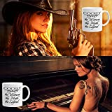 Best Personalized Womens Gift! Cooley The Woman the Myth the Legend - Coffee Mug Cup for Mom Girlfriend Wife Grandma Sister in the Morning or the Office