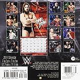 WWE 2017 Calendar