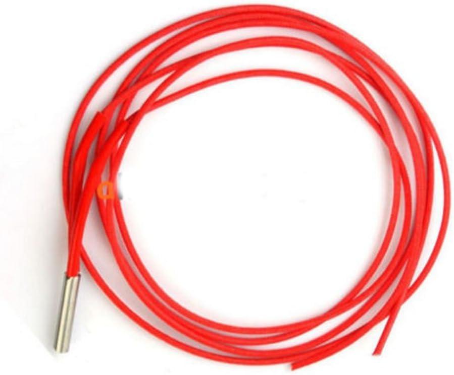 Reprap 24V 40W Ceramic Cartridge Wire Heater Arduino 3D Print Prusa Mendel