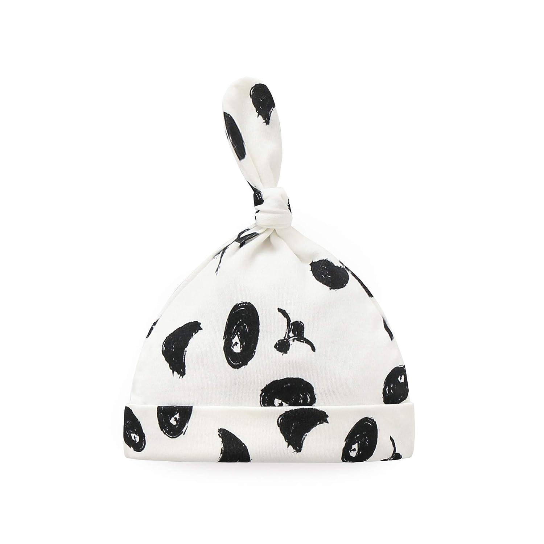 0-3M,Amarillo Baby Swaddle and Hat Set-Soft Baby en puro y ajustable Swaddle Wrap envoltura de algod/ón y gorras de beb/é Bonnet-Perfect Baby Shower Regalo para beb/és