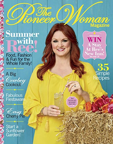Womans Magazine - The Pioneer Woman Magazine
