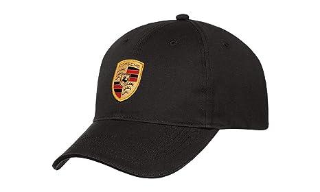 Porsche Cap Wappen, schwarz - WAP0800050C