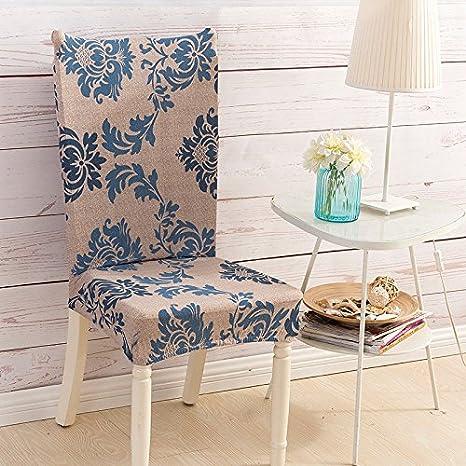 ES Home Decoration Spandex Elástico Mandala Planta Patrón de ...