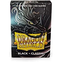 Dragon Shield - Bolsas para Tarjetas, Color Negro