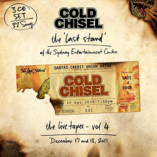 Cold Chisel - Live Tapes Vol 4: Last Stand Of The Sydney Entertainment CentreDecember 17 & 18 2015 (Australia - Import, 3PC)