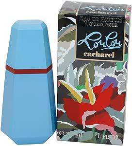 Cacharel Eau de Parfum Spray for Women,Lou Lou, 30ml