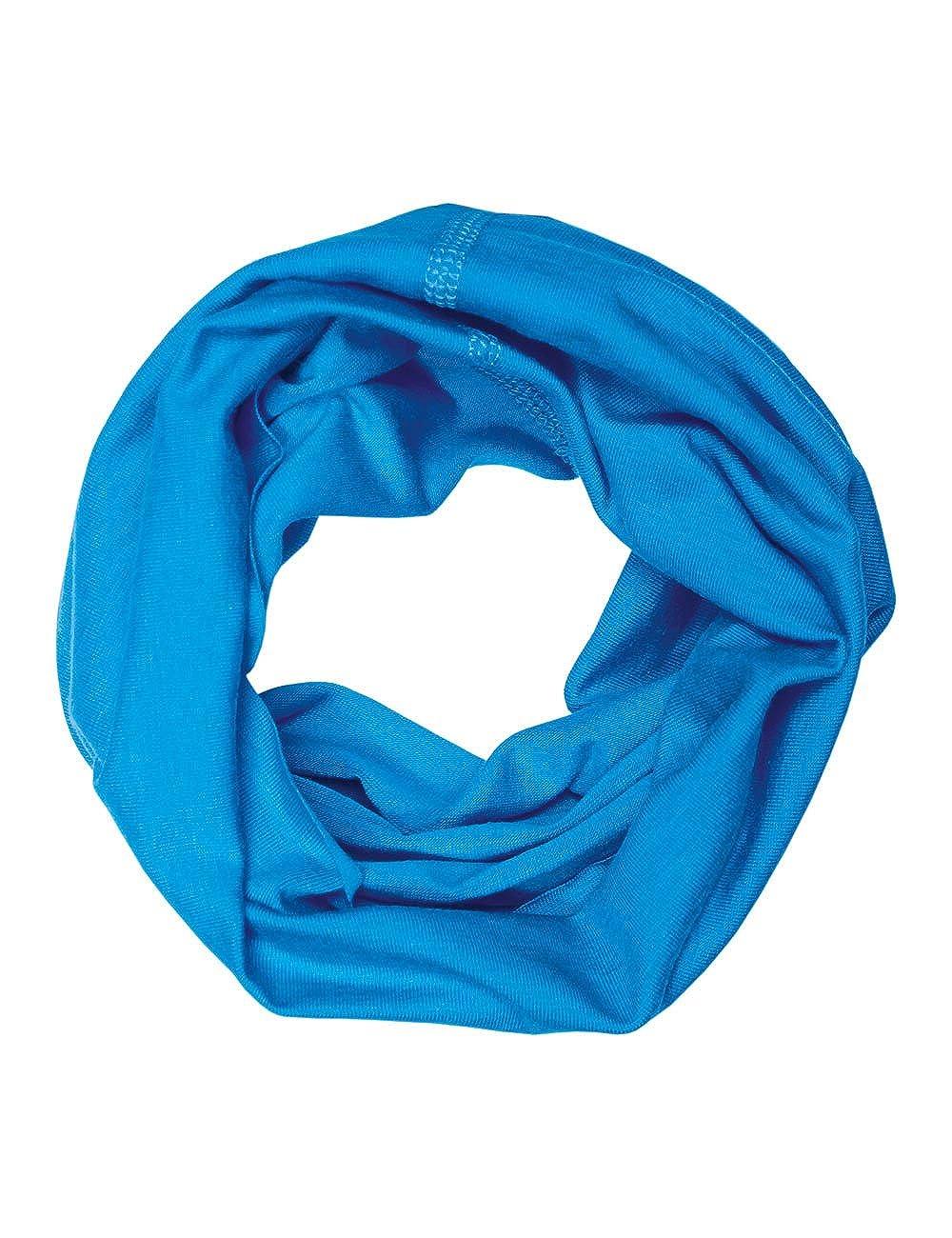 MaxiMo Unisex - Kids Shawl Blue (Ocean Blue) 23600-809500