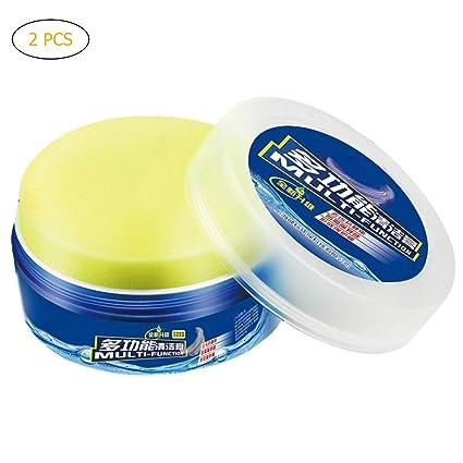 Hihey Cream Cream Limpiador Multifuncional Cuero Cream Crema ...