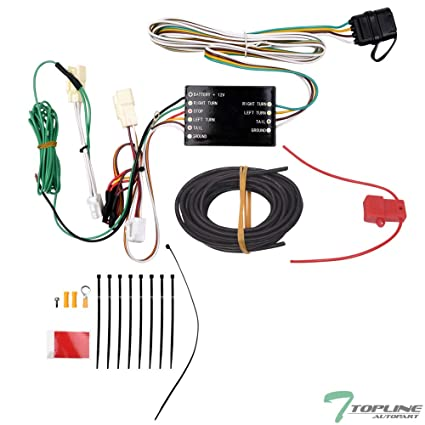 Flat Wiring Harness on 3 flat wiring harness, molded connector 6-way trailer harness, 4 point wiring harness, 7 flat wiring harness, 4 flat engine, 4 flat connector, toyota sequoia 2001 2007 towing harness, 4 flat wiring adapter, 4 flat tires, 4 flat mounting bracket,