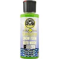 Chemical Guys CWS_110_04 Honeydew Snow Foam Cleanser, 4 FL. oz