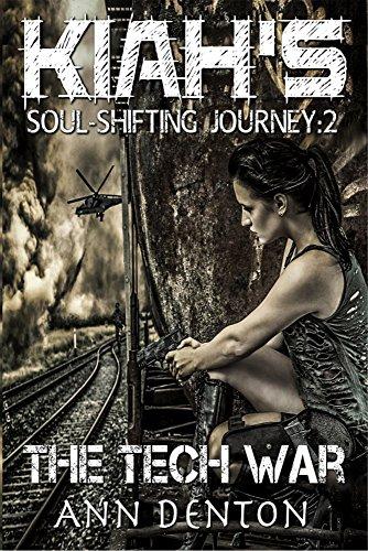 Kiah's Soul-Shifting Journey: The Tech War