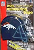 DuraPRO NFL Denver Bronos 25 Foot Team Helmet