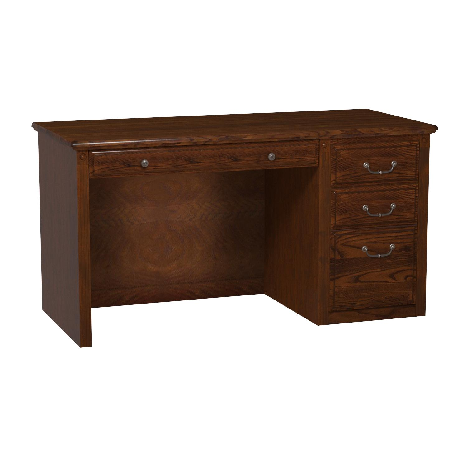 vinterior pedestal desk century listings mid single modern