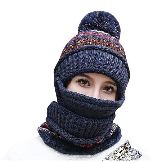 FiedFikt - Máscara térmica Unisex multifunción, Gruesa, para ...