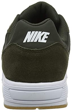 Nike Nightgazer, Zapatillas para Hombre, Verde Sequoia-Gum Light Brown-White 304, 44.5 EU: Amazon.es: Zapatos y complementos