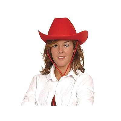 Chapeau de cowboy Wild West Western country mexicain taille unique pour adulte de très haute qualité lux très classe l'accessoire festif idéal pour les fêtes pour se déguiser ou marque