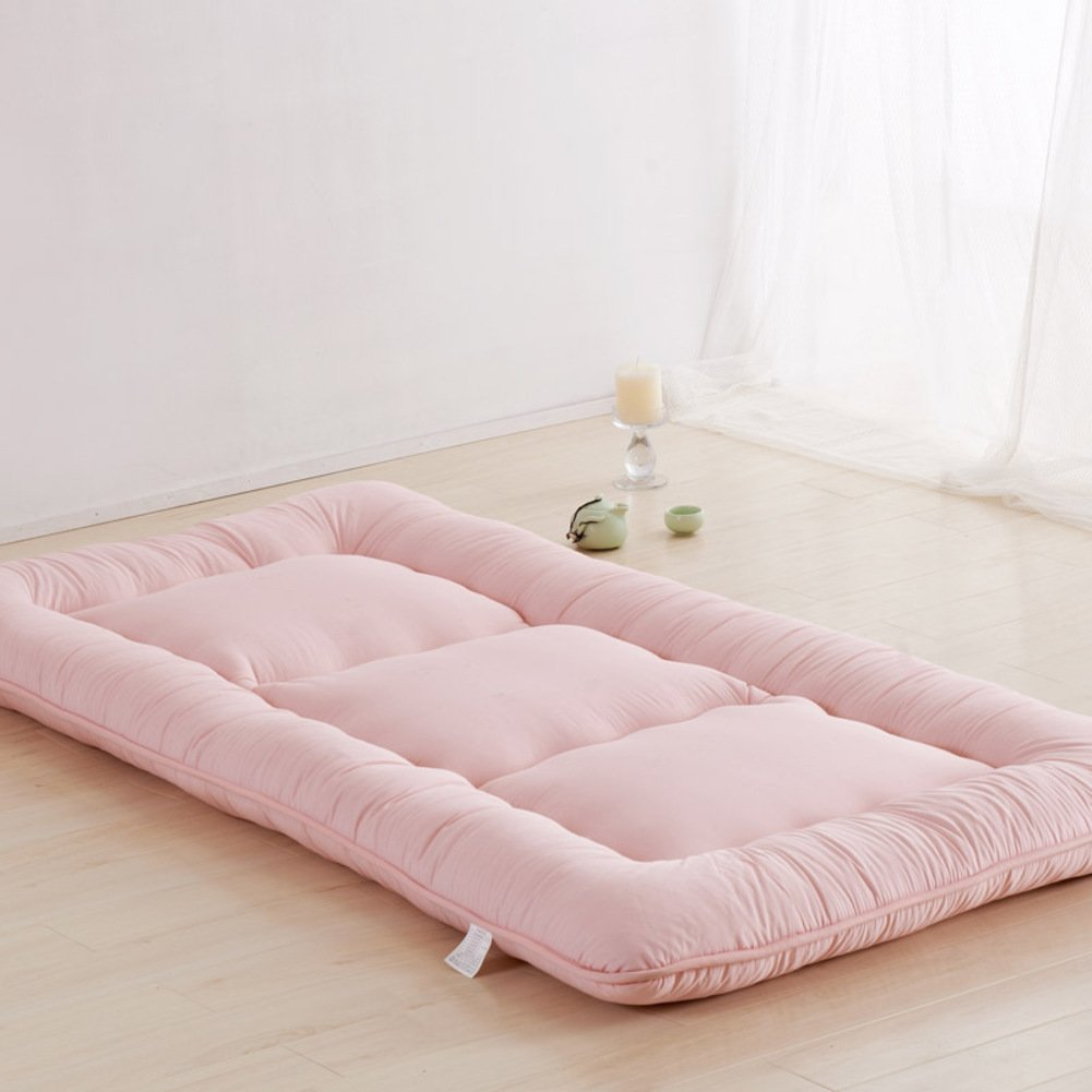 KELE Thickened,Tatami,Mattress Single,Double,Student Dormitory,Bed Cushion-A 120x200cm(47x79inch)