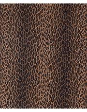 DC Fix 346-0511 Leopard Adhesive Film, Brown