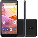 Smartphone Ms50G 3G 5,5 Pol. Ram 1Gb Câmera 8Mp+5Mp Android 8.1 Bluetooth 8Gb Preto Multilaser - P9078