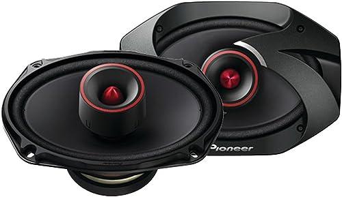 Pioneer TS6900PRO PRO Series 6 x 9 Inches 2-Way 600W MAX - 2 Speaker Set
