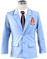 Cuterole Ouran High School Host Club Blazer Jacket Unisex Cosplay Costume Coat Custom