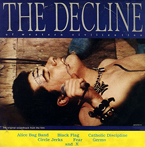 The Decline of Western Civilization [Vinyl] by Slash / Umgd (Image #2)