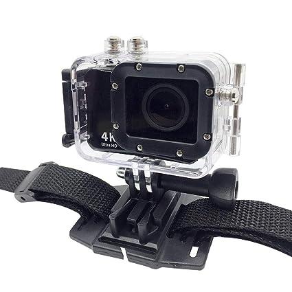 Amazon com : Vithconl Waterproof HD Wide-Angle 4K Action