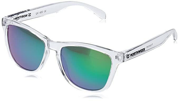 NORTHWEEK Regular, Gafas de Sol Unisex, Verde, 52: Amazon.es: Ropa y accesorios