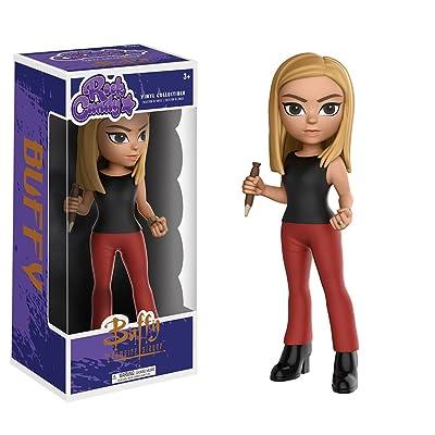Funko- btvs Figura Rock Candy Buffy (20919): Juguetes y juegos