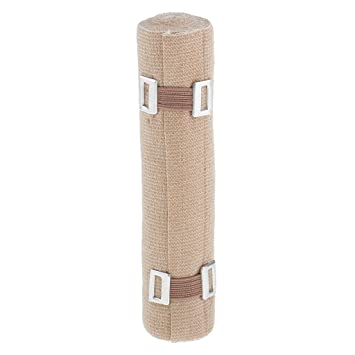 Gazechimp Elastische Kompressionsbandage Kompressionsverband Sportverletzung Bandagen