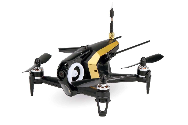 Walkera 15004470 FPV Racing de dron cuadricóptero Rodeo 150 RTF ...
