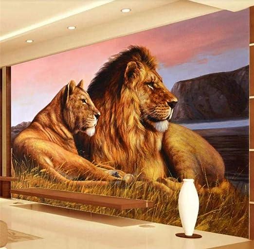 Rureng Sala De Estar Personalizada Dormitorio Wallpaper Hd African ...