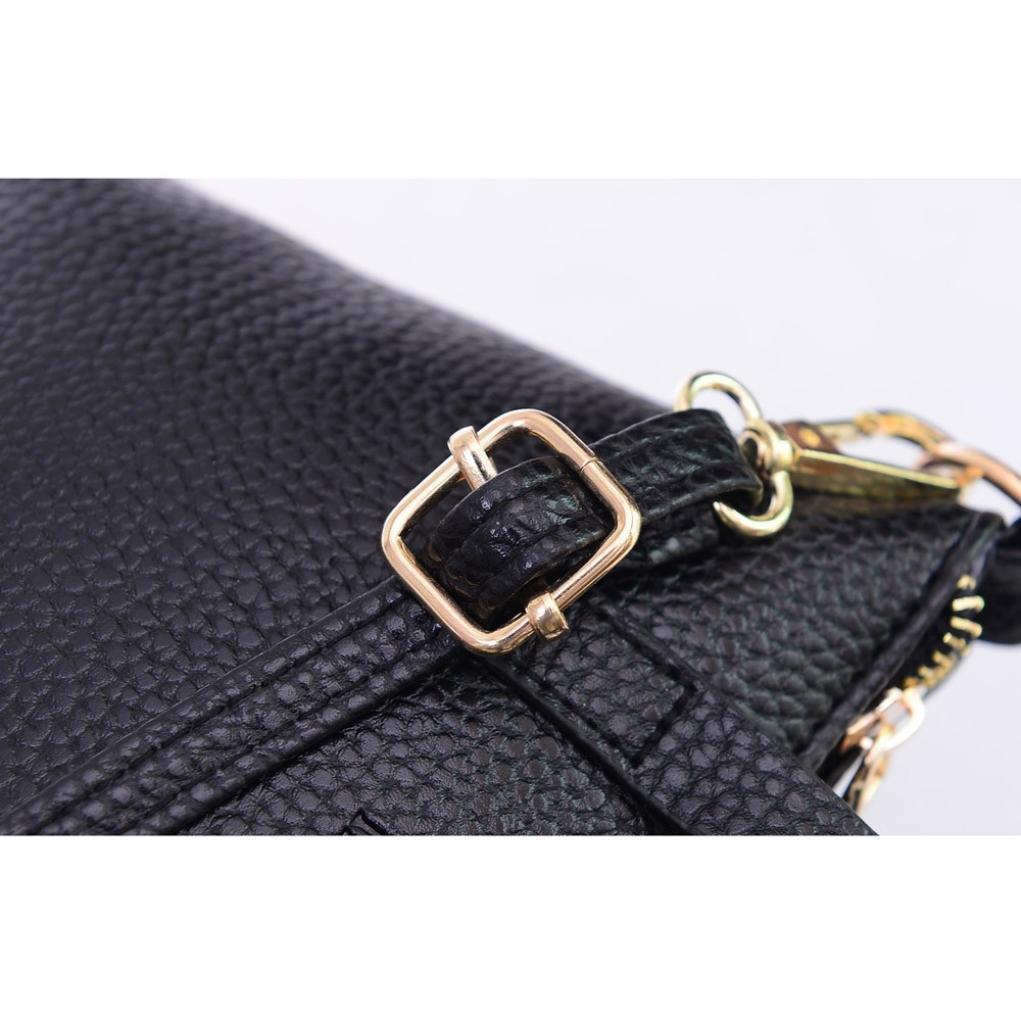 YOVIEE Designer Leather Women Handbag Satchels Ladies Embroidered Clutch Purse Top Handle Tote Bag 8340