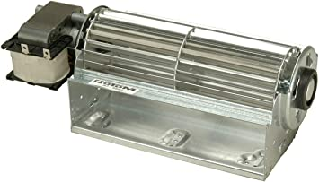 BBQ-Element GZ550 GZ552 EP62-1 Replacement Fireplace Blower Fan for Continental and Napoleon Fireplaces HB-RB59 R7-RB61 Rotom R7-RB59 HB-RB61 Fireplace Blower Fan.
