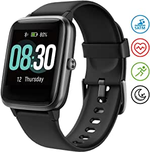 UMIDIGI Smart Watch Uwatch3 Fitness Tracker, Smart Watch for Android Phones, Activity Tracker Smartwatch for Women Men Kids, with Sleep Monitor ...