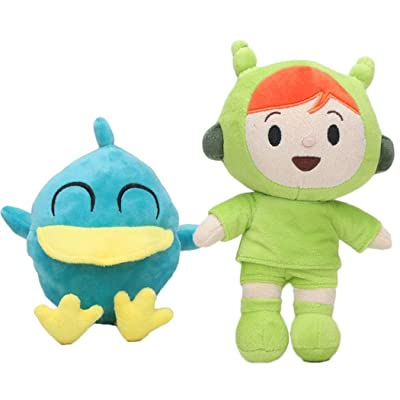 Lshuqing Pocoyo Nina Plush (Nina and Sleepy Bird): Kitchen & Dining