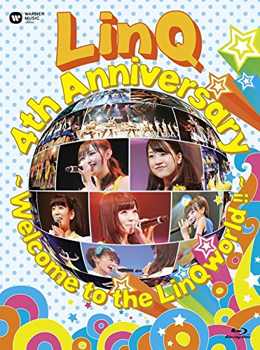 Linq - Linq 4Th Anniversary Welcome To The Linqworld!! [Japan BD] - Stores The Linq