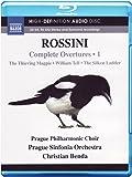 Rossini: Complete Overtures Vol.1 [Christian Benda] [Naxos: NBD0028]