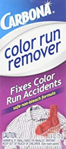 Carbona Color Run Color Remover