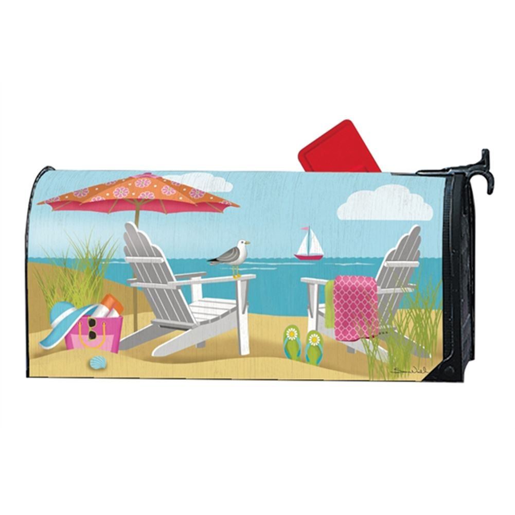 Magnet Works MailWrap - Better at the Beach