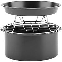 """6 """"Air Fryer Accessoires Set, 3 stks Power Fryer Kit, Compatibel voor meer dan 3,2 Liter Luchtfriteuse Philips COSORI…"""