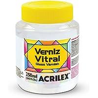 ACRILEX BARNIZ VITRAL INCOLORO (250ML)